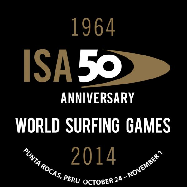 HISTORIC DAY OF SURFING AT THE CLARO ISA 50TH ANNIVERSARY WORLD SURFING GAMES IN PERU