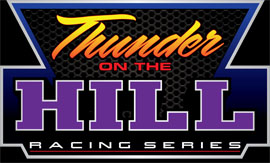 NAPA AUTO PARTS THUNER ON THE HILL RACING SERIES. . . .